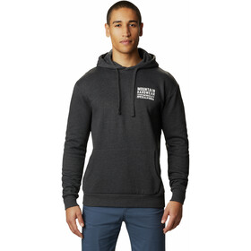 Mountain Hardwear Berkeley 93 Capuchon Trui Heren, heather black